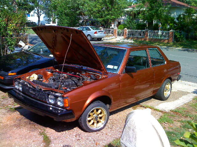 Picture of 1980 Toyota Corolla E5, exterior, engine, gallery_worthy