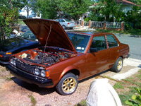 Picture of 1980 Toyota Corolla E5, exterior, engine