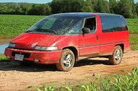 Picture of 1992 Pontiac Trans Sport 3 Dr SE Passenger Van, exterior