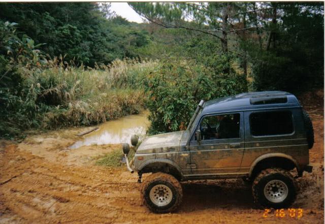 Picture of 1998 Suzuki Jimny, exterior