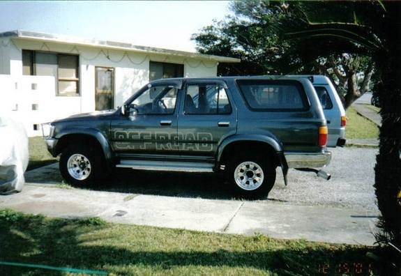 Picture of 1996 Toyota Hilux Surf, exterior