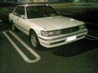 1990 Toyota Chaser Overview