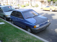 1989 Ford Festiva Overview