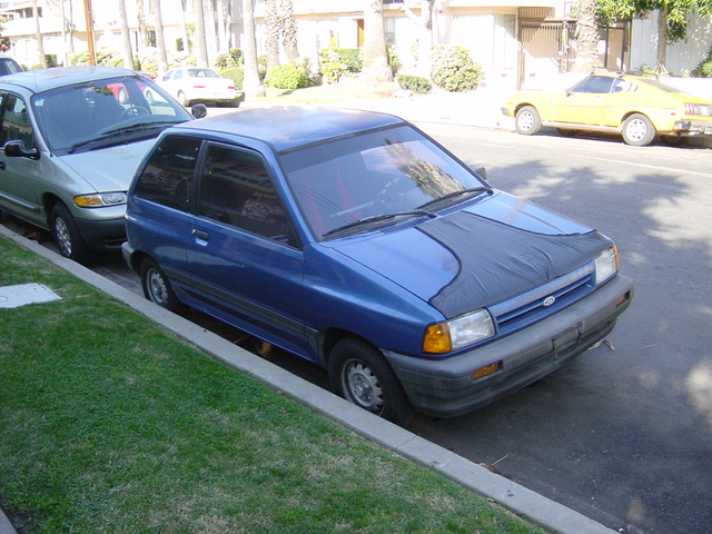Picture of 1989 Ford Festiva