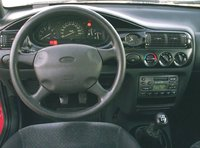 Picture of 1995 Ford Escort 4 Dr LX Hatchback, interior