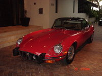 1974 Jaguar E-Type picture, exterior