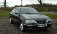 1994 Ford Granada Overview
