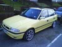 1996 Vauxhall Astra, 05, exterior