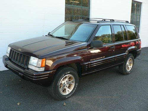 1996 jeep grand cherokee limited 4wd 06 exterior. Cars Review. Best American Auto & Cars Review