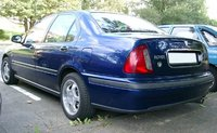 1999 Rover 400 Overview
