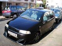 1997 FIAT Punto, 09, exterior