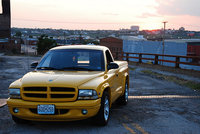 1999 Dodge Dakota 2 Dr R/T Sport Standard Cab SB, '99 Dodge Dakota R/T The Big Gay Banana/Yellow Fever/The Bumblebee/Short Bus/whatever the hell else people call it., exterior