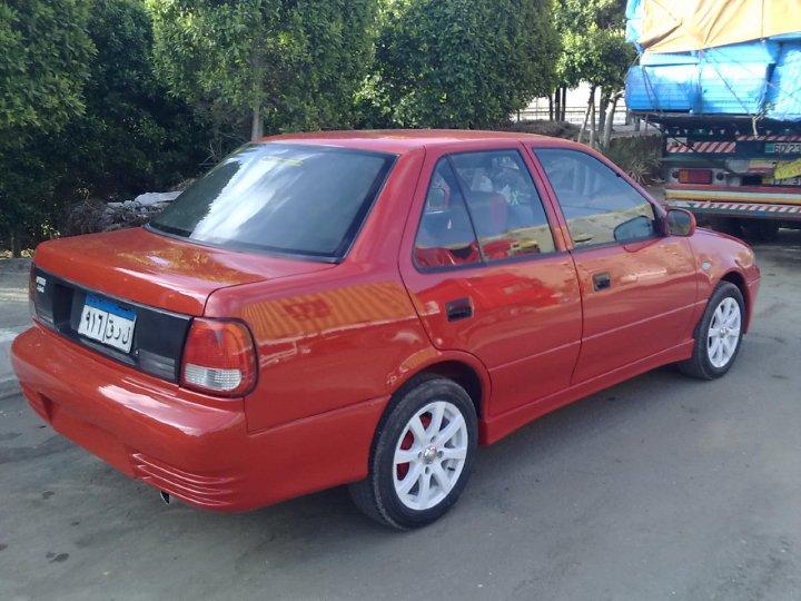 Picture of 1993 suzuki swift 4 dr ga sedan exterior