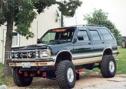 Picture of 1989 Chevrolet S-10 Blazer, exterior, gallery_worthy