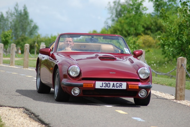 Picture of 1991 TVR Griffith