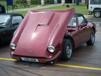 Picture of 1991 TVR Griffith, exterior, engine, gallery_worthy