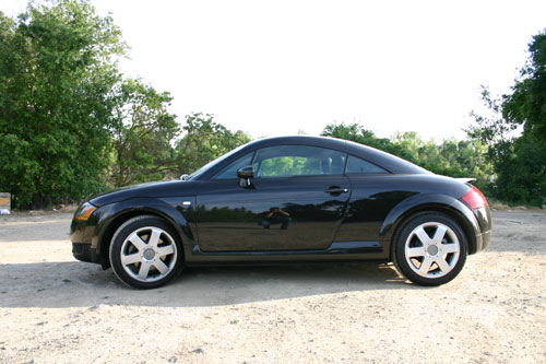2000 Audi TT Coupe picture, exterior