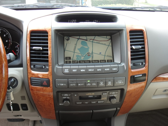 2007 lexus gx 470 interior pictures cargurus. Black Bedroom Furniture Sets. Home Design Ideas