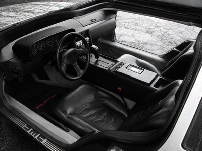 Picture of 1983 DeLorean DMC-12, interior, gallery_worthy