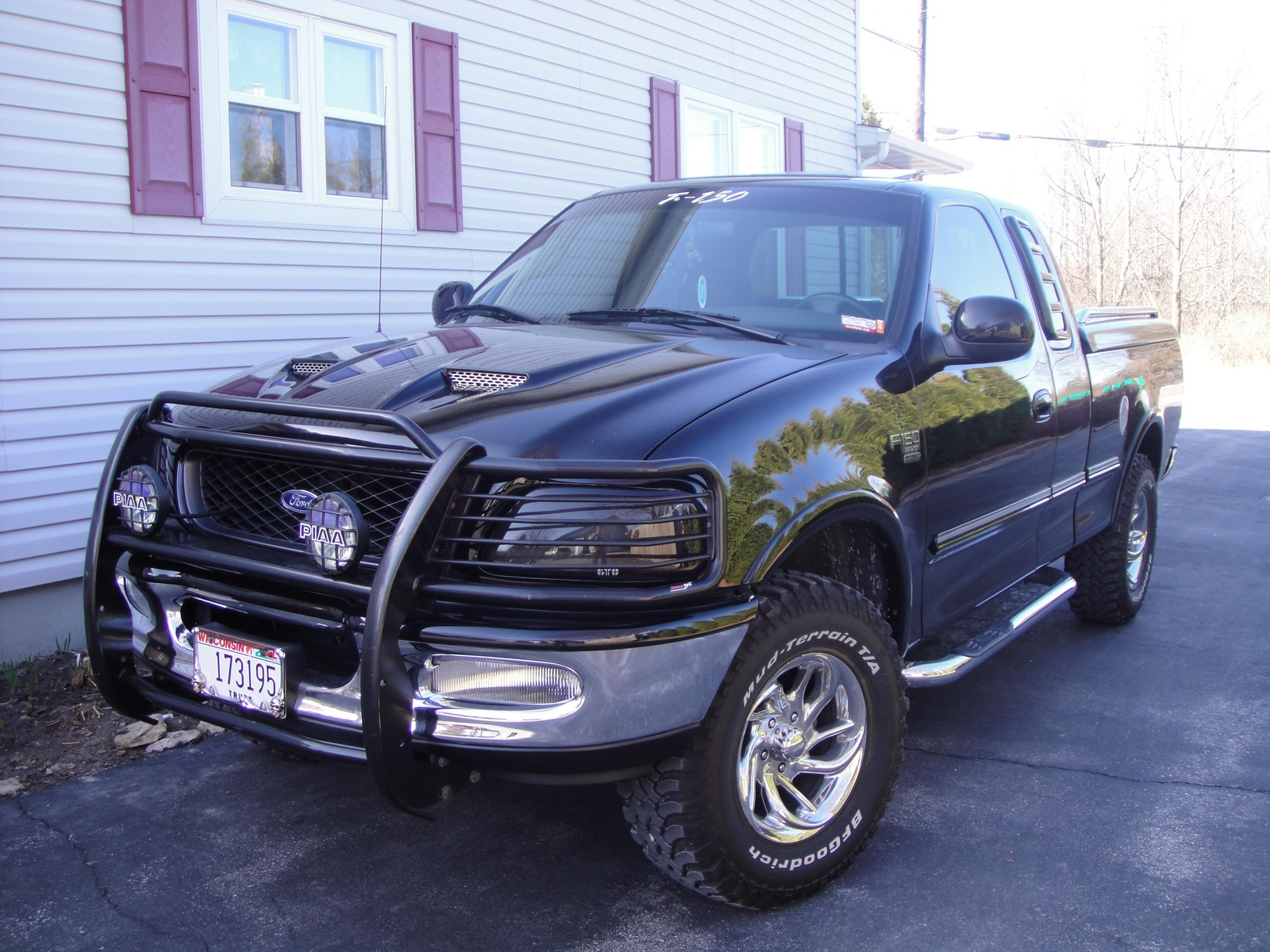 1998 Ford F 150 Pictures To Pin On Pinterest Pinsdaddy