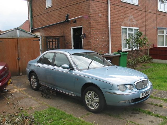 Picture of 2000 Rover 75, exterior, gallery_worthy
