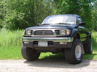 1996 Toyota Tacoma 2 Dr V6 4WD Standard Cab SB picture, exterior