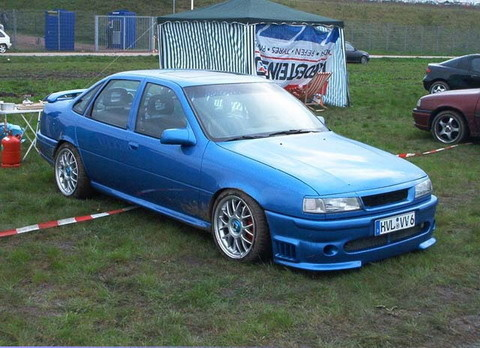 Picture of 1991 Opel Vectra