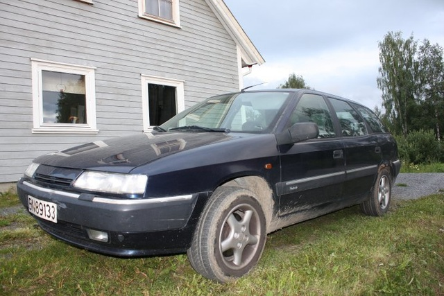 Picture of 1996 Citroen Xantia