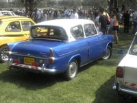 1965 Ford Anglia Overview