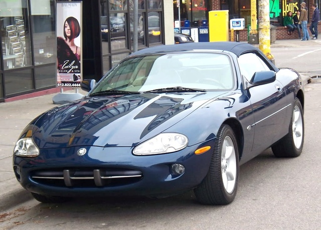 Picture of 1997 Jaguar XK-Series XK8 Convertible RWD