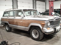 1984 Jeep Grand Wagoneer, THIS IS A PRE-RESTORATION PIC., exterior