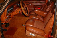 1983 Jeep Wagoneer, THIS JEEPS INTERIOR LOOKED LIKE IT HAD NEVER BEEN SAT IN, HAD COVER OVER ALL THE SEATS, DASH AND FLOOR., interior, gallery_worthy