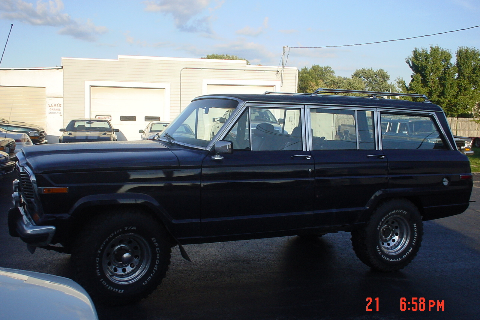 1985 Jeep Wagoneer - Overview - CarGurus