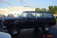 1985 Jeep Wagoneer Overview