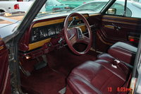 1989 Jeep Grand Wagoneer, THE CORDOVAN INTERIOR IS MY FAVORITE INTERIOR COLOR, interior