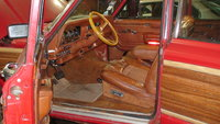 1984 Jeep Grand Wagoneer picture, interior