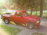 Picture of 2000 Ford Ranger XLT Standard Cab SB, exterior, gallery_worthy