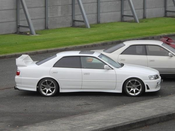 1997 Toyota Chaser, JZX100..., exterior