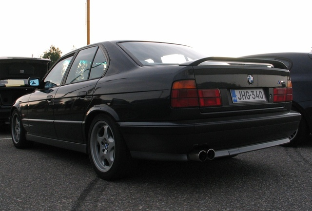 1993 BMW M5 RWD, Emmi, gallery_worthy