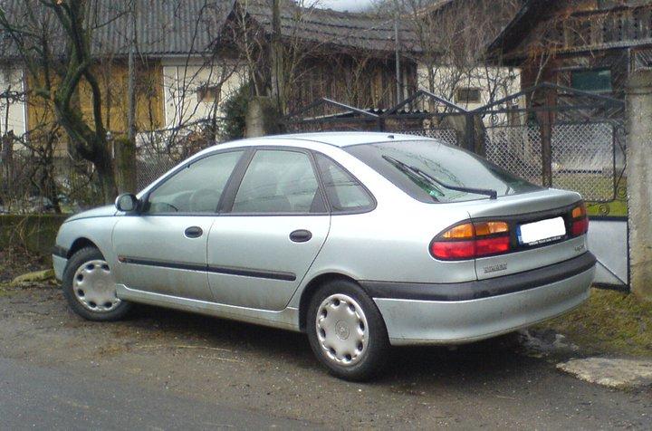 2000 Renault Laguna - Pictures - CarGurus
