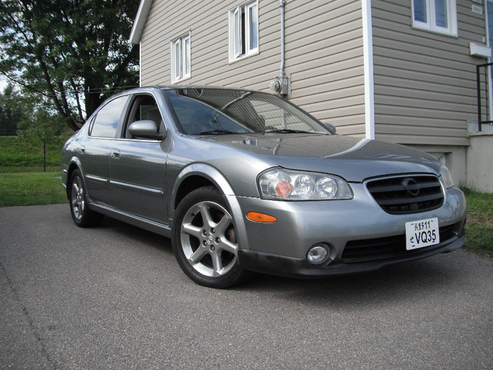 Nissan Maxima 2003. 2003 Nissan Maxima SE,