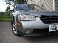 2003 Nissan Maxima SE, Nouvelle Lip Avant Stillen + Plaque du japon custom ebay, exterior