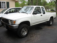 1991 Toyota Hilux Overview