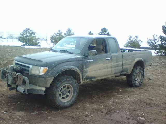 1998 Toyota Tacoma 2 Dr SR5 V6 4WD Extended Cab SB picture, exterior