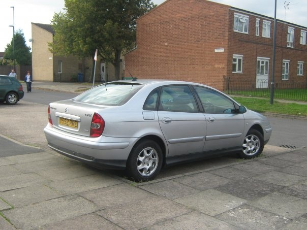 Picture of 2001 Citroen C5, exterior