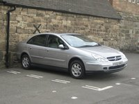 2001 Citroen C5, my new car, exterior
