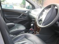 2001 Citroen C5, inside my new car, interior