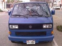 1987 Volkswagen Vanagon, Wolfsburg Edition, exterior