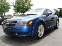 Picture of 2003 Audi TT Turbo Hatchback, exterior