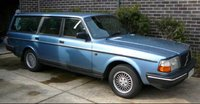 1993 Volvo 245 Overview